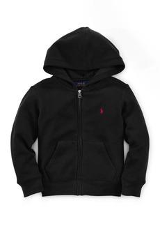 Ralph Lauren Childrenswear Boy's Knitted Fleece Hoodie  Size S-XL