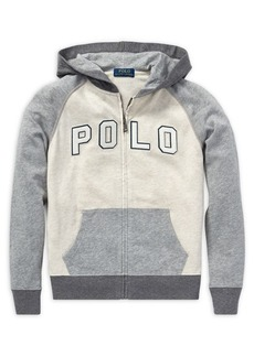 Ralph Lauren Childrenswear Boy's Logo Hooded Jacket