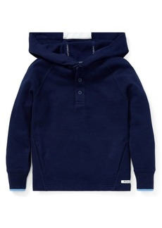 Ralph Lauren Childrenswear Boy's Long-Sleeve Hoodie