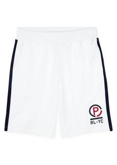 Ralph Lauren Childrenswear Boy's Mesh Cotton Shorts