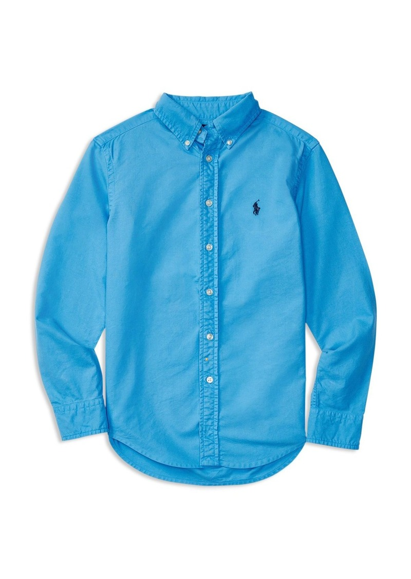 Ralph Lauren Childrenswear Boys' Oxford Shirt - Sizes S-XL