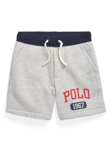 Ralph Lauren Childrenswear Boy's Polo 1967 Drawstring Shorts  Size 2-4