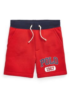 Ralph Lauren Childrenswear Boy's Polo 1967 Drawstring Shorts  Size 5-7