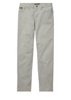 Ralph Lauren Childrenswear Boy's Poplin Cotton Pants