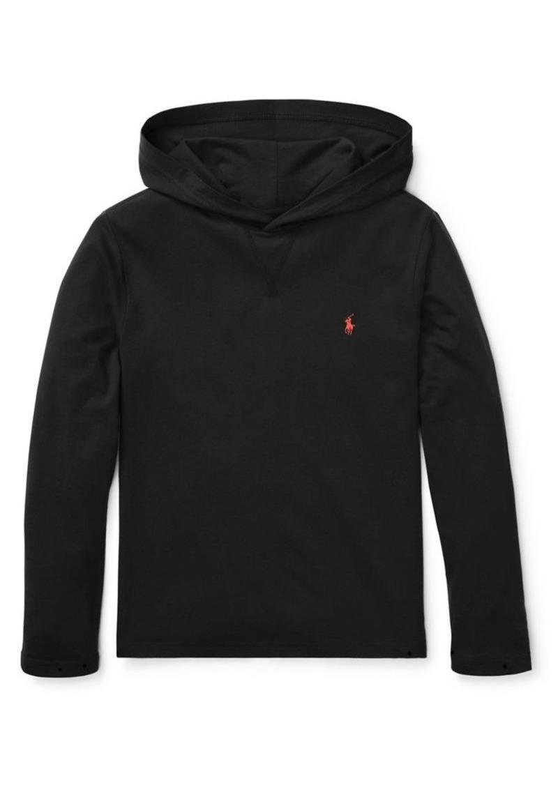 Ralph Lauren Childrenswear Boy's Pullover Hoodie