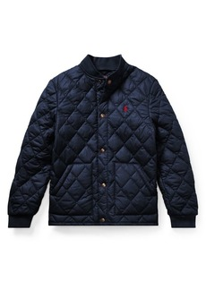 Ralph Lauren Childrenswear Little Boy's & Boy's Quilted Jacket