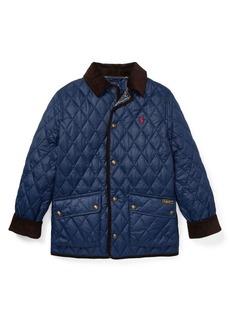Ralph Lauren Childrenswear Boy's Quilted Jacket