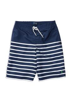 Ralph Lauren Childrenswear Boys' Sanibel Striped Swim Trunks - Sizes S-XL