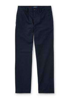 Ralph Lauren Childrenswear Boy's Slim Fit Cotton Chino Pants