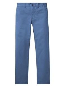 Ralph Lauren Childrenswear Boy's Stone-Washed Cotton Twill Chinos