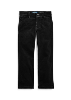 Ralph Lauren Childrenswear Boy's Stretch Corduroy Slim Fit Pants  Size 5-7