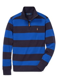 Ralph Lauren Childrenswear Boy's Striped Cotton Pullover