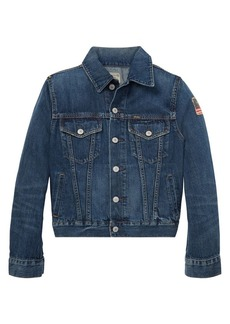 Ralph Lauren Childrenswear Boy's Trucker Denim Jacket