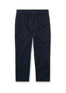 Ralph Lauren Childrenswear Chino Flat Front Straight Leg Pants  Size 4-7
