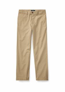 Ralph Lauren Childrenswear Chino Flat Front Straight Leg Pants  Size 8-14