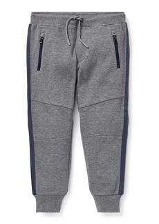 Ralph Lauren Childrenswear Contrast-Sides Jogger Pants  Size 5-7