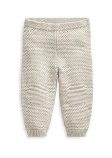 Ralph Lauren Childrenswear Cotton Knee-Patch Pants  Size 6-24 Months