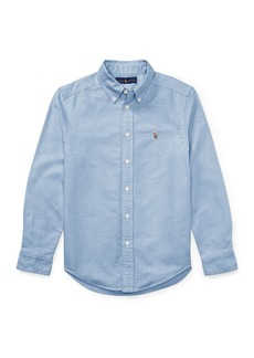 Ralph Lauren Childrenswear Cotton Oxford Sport Shirt  Size S-XL