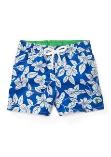 Ralph Lauren Childrenswear Floral Swim Trunks