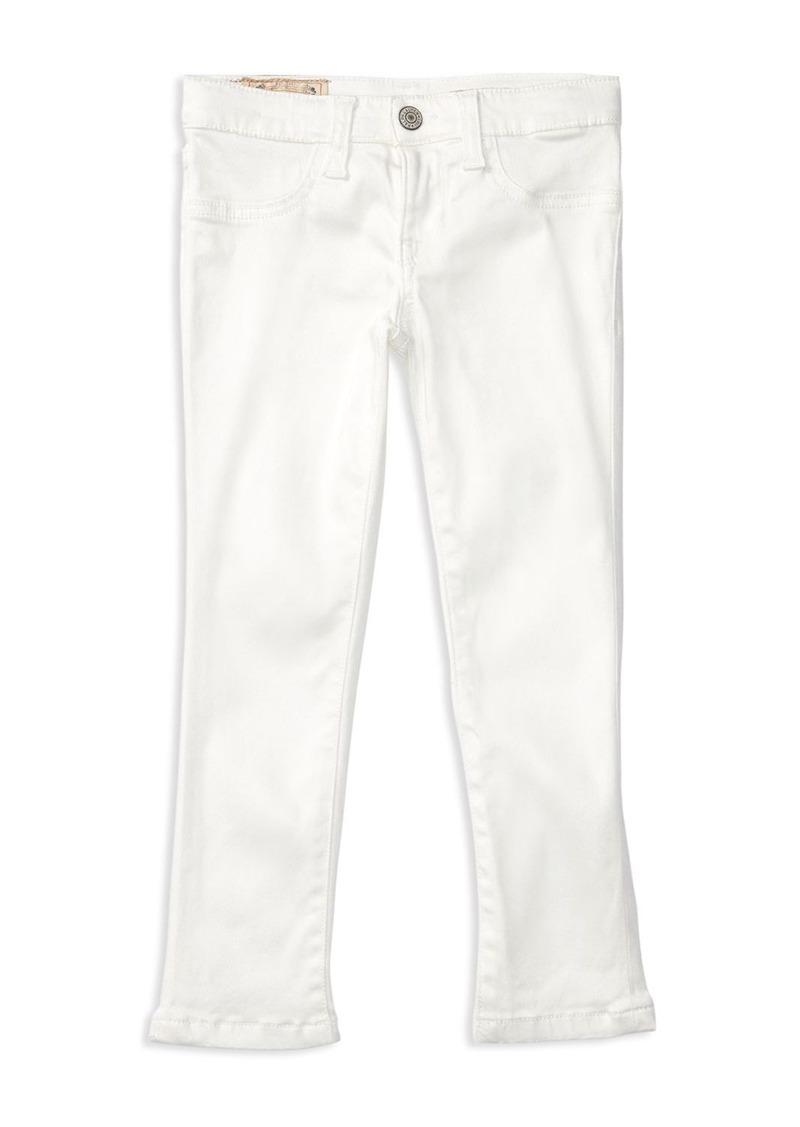 Ralph Lauren Childrenswear Girls' Denim Leggings - Sizes 2-6X
