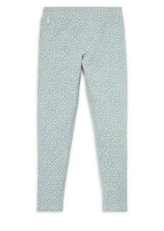 Ralph Lauren Childrenswear Girl's Floral Leggings