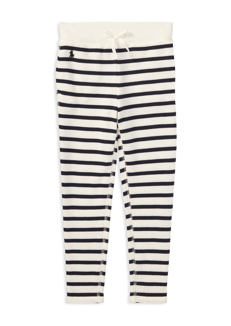 Polo Ralph Girls' Little French Leggings Striped Lauren Terry Kid xtrCsQhdB