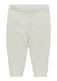 Ralph Lauren Childrenswear Kid's Textured Knit Cotton Jogger Pants  Size 3-24M