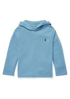 Ralph Lauren Childrenswear Little Boy's & Boy's Cotton Jersey Hoodie