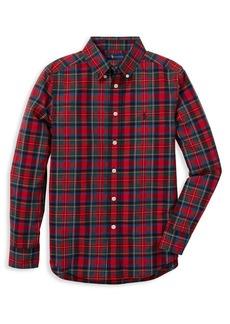 Ralph Lauren Childrenswear Little Boy's & Boy's Cotton Poplin Shirt