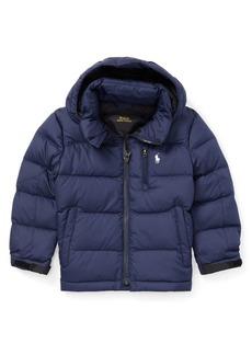 Ralph Lauren Childrenswear Little Boy's & Boy's El Cap Down Hooded Jacket
