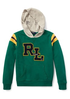 Ralph Lauren Childrenswear Little Boy's & Boy's Novel Hoodie