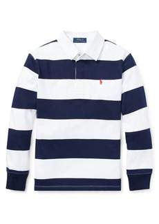Ralph Lauren Childrenswear Little Boy's & Boy's Rugby Shirt