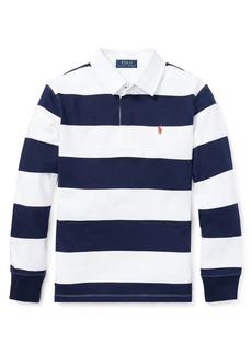 Ralph Lauren Childrenswear Little Boy's & Boy's Rugby Shirt