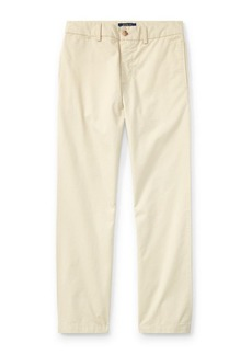 Ralph Lauren Childrenswear Boy's Slim-Fit Cotton Chinos