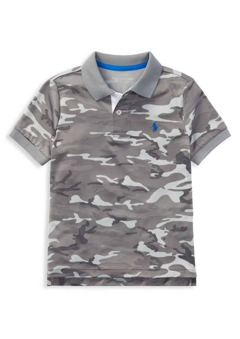 7b7237ada Ralph Lauren Ralph Lauren Childrenswear Boy's Striped Stretch Polo ...