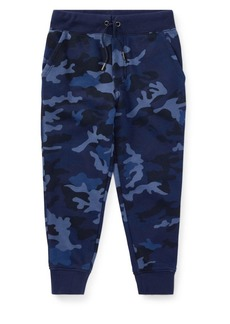 Ralph Lauren Childrenswear Little Boy's Camouflage Jogger Pants