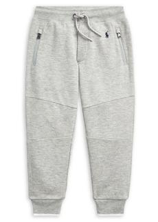 Ralph Lauren Childrenswear Little Boy's Cotton-Blend Jogger Pants