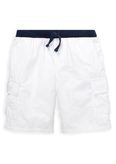 Ralph Lauren Childrenswear Little Boy's Cotton Cargo Shorts