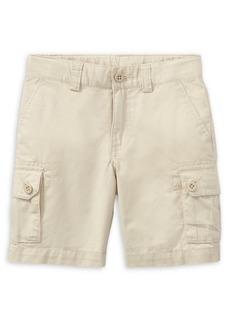 Ralph Lauren Childrenswear Little Boy's Cotton Chino Cargo Shorts