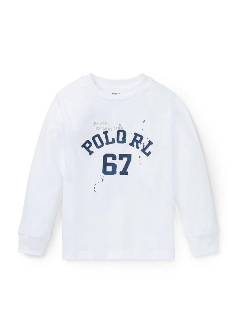 d0f25722f18ca5 Ralph Lauren Ralph Lauren Childrenswear Little Boy s Cotton Jersey ...