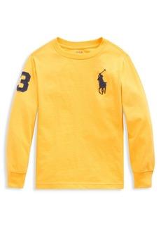 Ralph Lauren Childrenswear Little Boy's Cotton Jersey Tee
