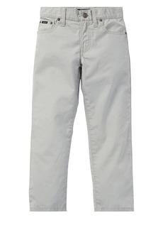 Ralph Lauren Childrenswear Little Boy's Cotton Poplin Pants