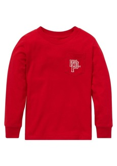 Ralph Lauren Childrenswear Little Boy's Crewneck Cotton Tee