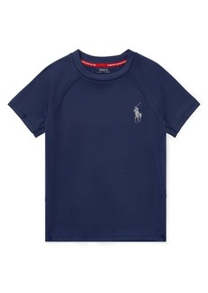 Ralph Lauren Childrenswear Little Boy's & Boy's Reflective Crewneck Tee