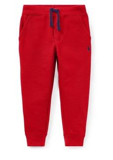 Ralph Lauren Childrenswear Little Boy's Fleece Jogger Pants