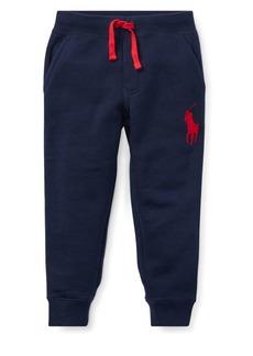 Ralph Lauren Childrenswear Little Boy's Fleece Pants