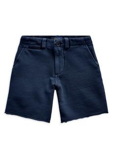 Ralph Lauren Childrenswear Little Boy's French Terry Shorts