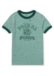 Ralph Lauren Childrenswear Little Boy's Graphic Tee