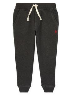 Ralph Lauren Childrenswear Little Boy's Cotton-Blend Fleece Joggers