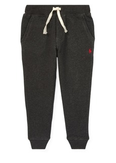 Ralph Lauren Childrenswear Little Boy's Heathered Fleece Joggers